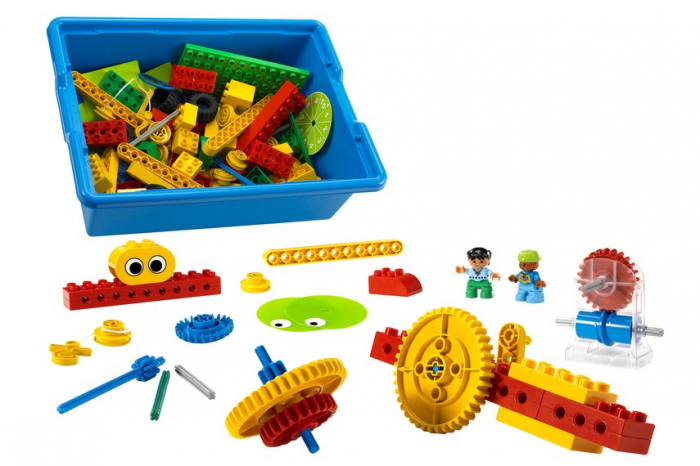 LEGO EDUCATION EARLY SIMPLE MACHINES SET 0