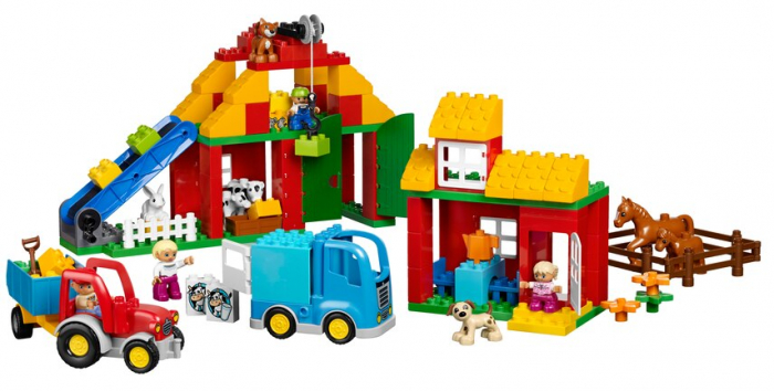 LEGO EDUCATION LARGE FARM SET 1