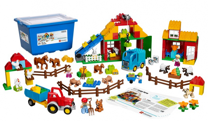 LEGO EDUCATION LARGE FARM SET 0