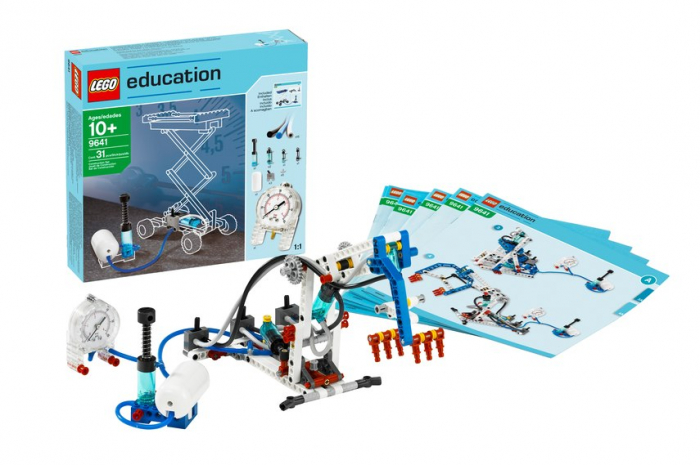 LEGO EDUCATION PNEUMATICS ADD-ON SET 0