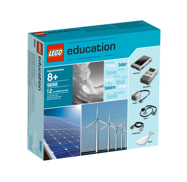 LEGO EDUCATION RENEWABLE ENERGY ADD-ON SET 0