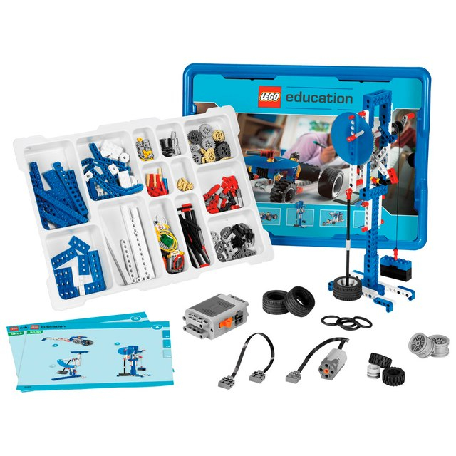 LEGO EDUCATION SIMPLE & POWERED MACHINES SET 0