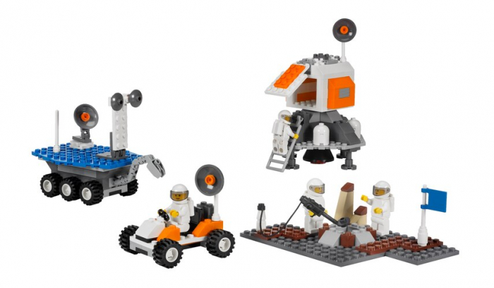 LEGO EDUCATION SPACE AND AIRPORT SET 2