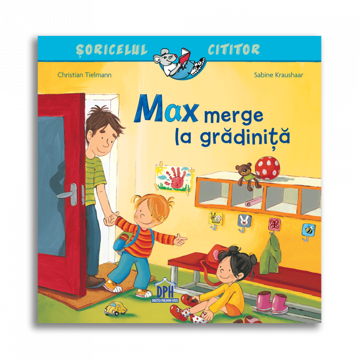 MAX MERGE LA GRADINITA 0