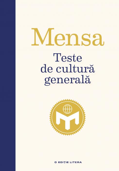 Mensa. Teste de cultură generala 0
