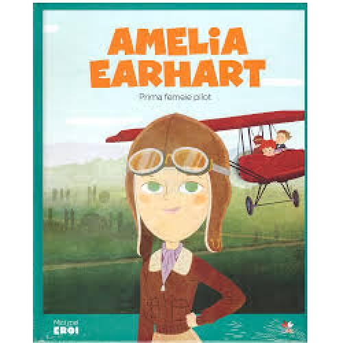 MICII EROI. Amelia Earhart 0