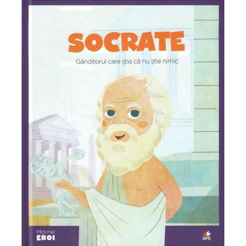MICII EROI. Socrate 0