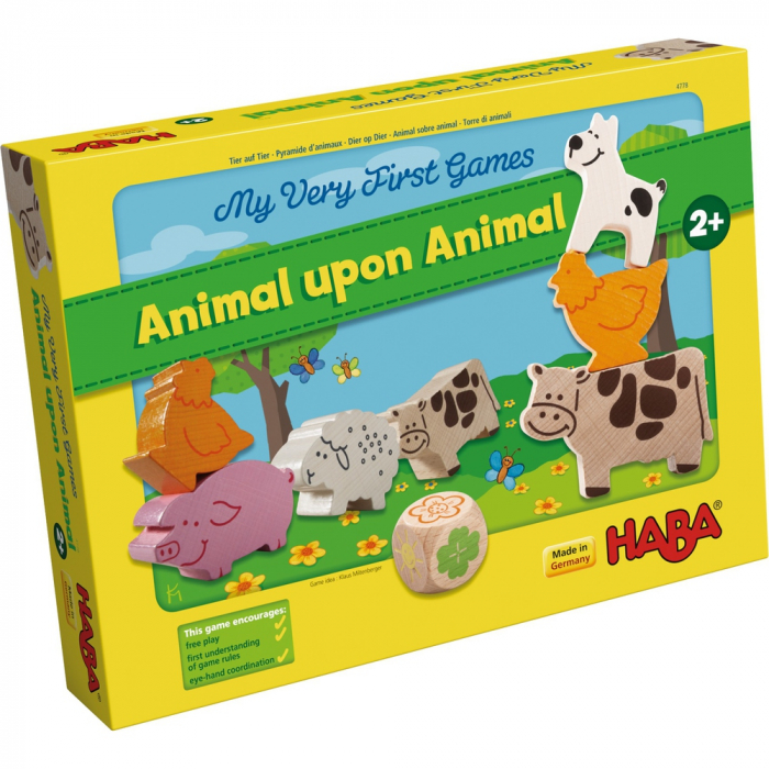 My Very First Games – Animal upon Animal 0