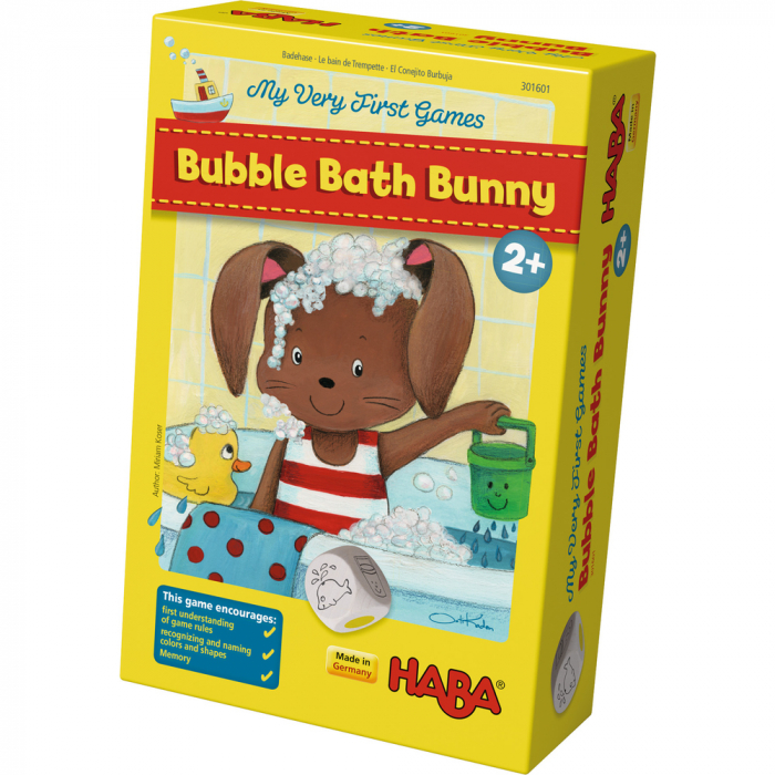 My Very First Games – Bubble Bath Bunny 1