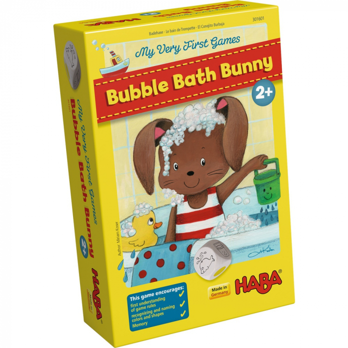 My Very First Games – Bubble Bath Bunny 0