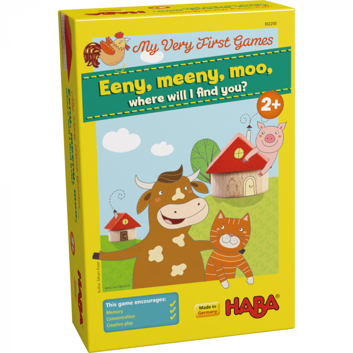 My Very First Games – Eeny, meeny, moo, where will I find you? 0
