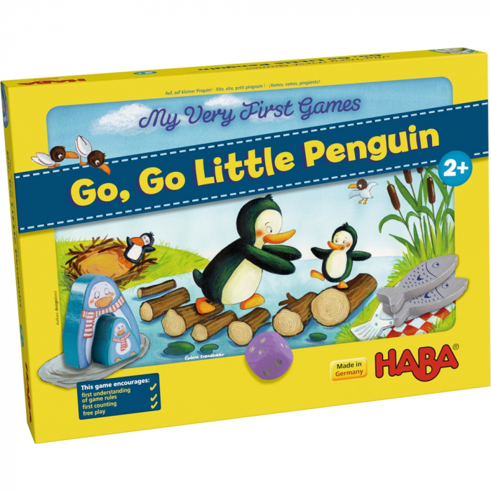 My Very First Games – Go, Go Little Penguin 0