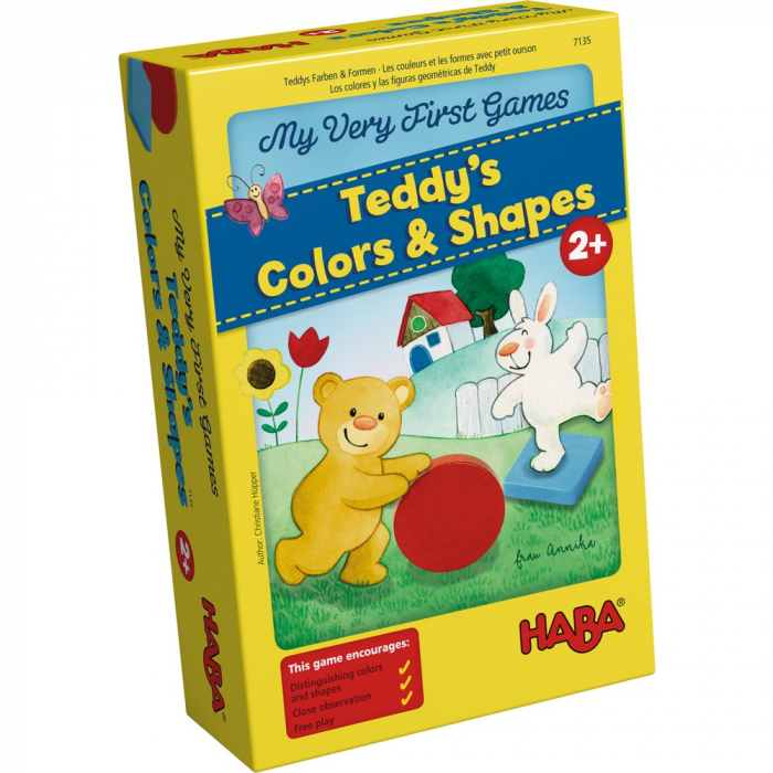 My Very First Games – Teddy's Colors and Shapes 2