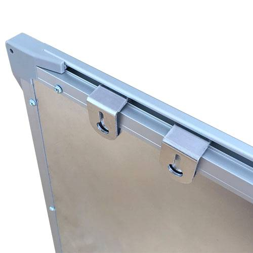 Pachet tabla magnetica alba VISUAL – 120×200 cm 4