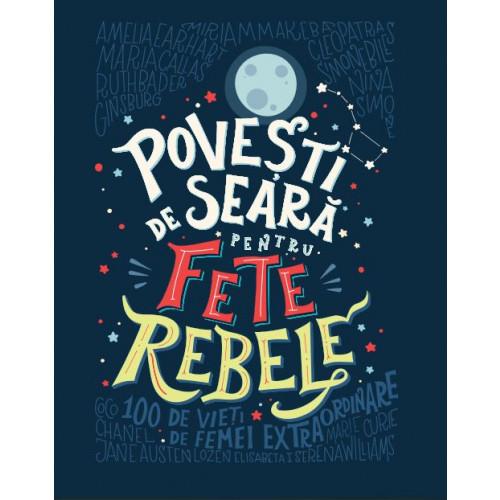 Povești de seară pentru fete rebele vol.1 0