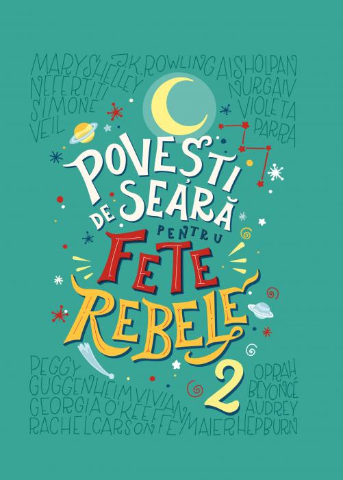 Povesti de seara pentru fete rebele. Vol. 2 0