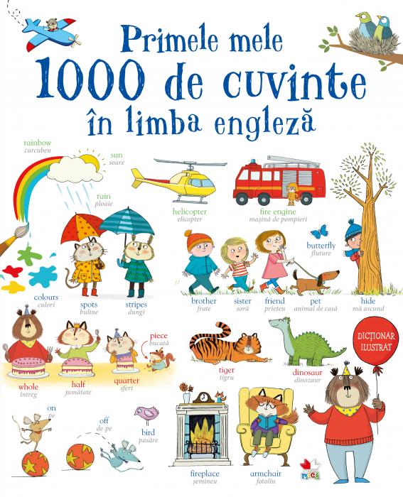 Primele mele 1000 de cuvinte în limba engleza [0]