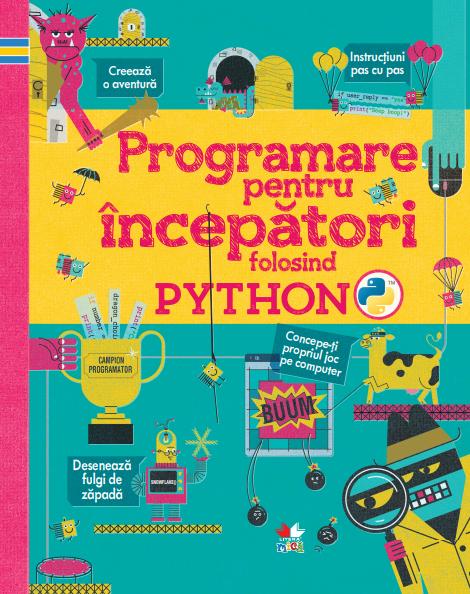 Programare pentru începători folosind PYTHON 0