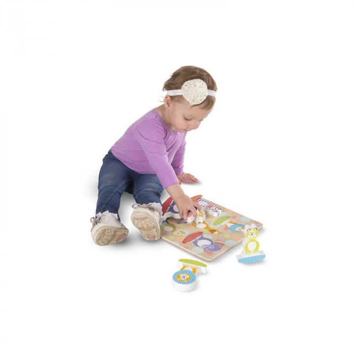 Puzzle bebe - Safari Balance 3