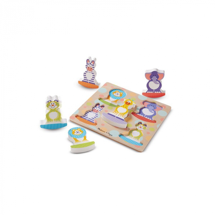Puzzle bebe - Safari Balance 1
