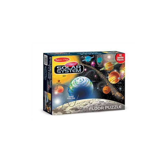 Puzzle de podea - Sistemul Solar [1]