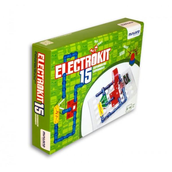 Puzzle Electronic Cu 15 Experimente 0