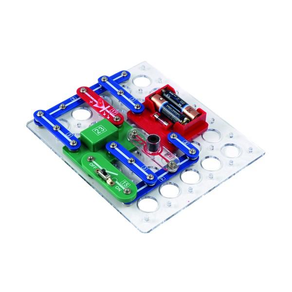 Puzzle Electronic Cu 15 Experimente 1