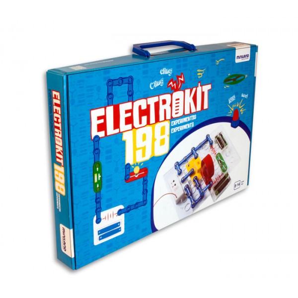 Puzzle Electronic Cu 198 Experimente 0