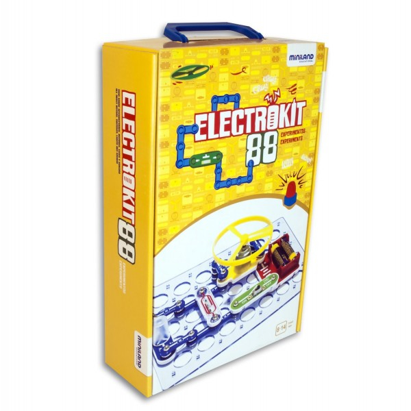 Puzzle Electronic Cu 88 De Variante 0