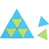 Puzzle mandala lemn - Animal trio 5