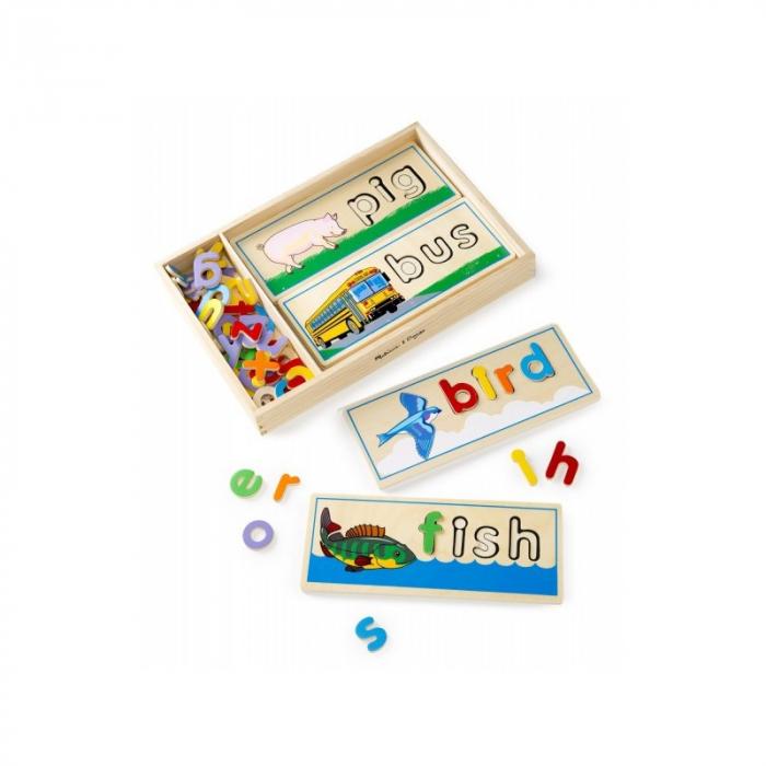 Puzzle - Primele cuvinte in limba engleza 0