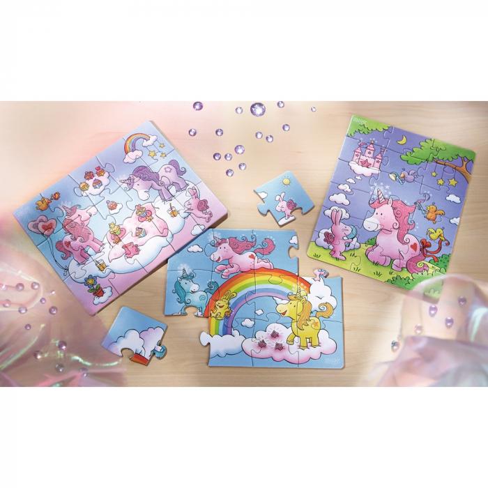 Puzzle - Unicorn Glitterluck [4]