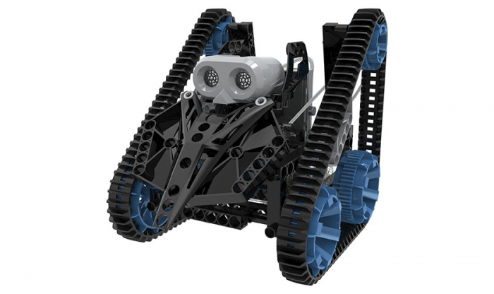 Robotics Smart Machines: Tracks & Treads 4