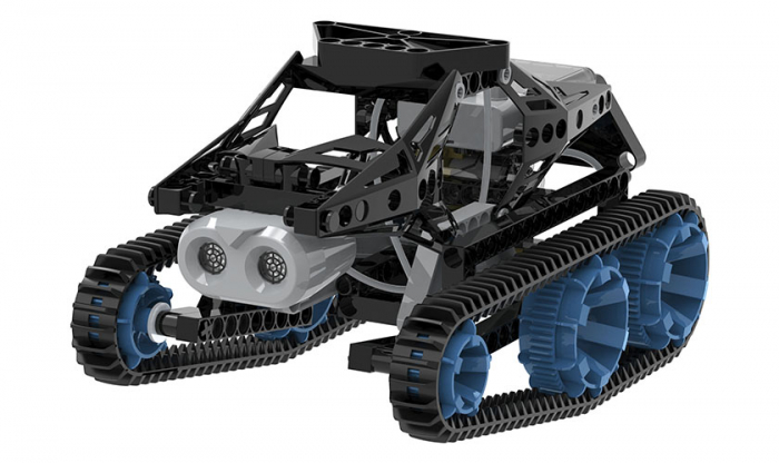 Robotics Smart Machines: Tracks & Treads 6