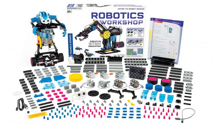 Robotics Workshop 2
