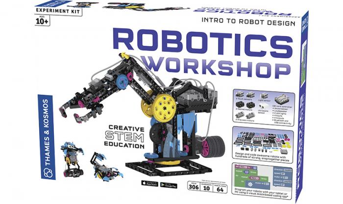 Robotics Workshop 0