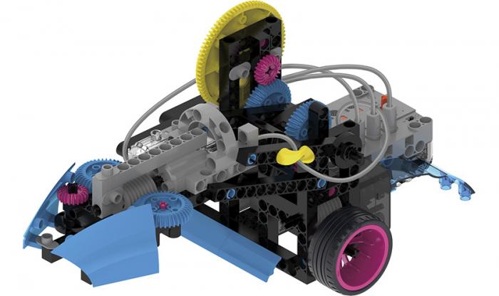 Robotics Workshop 4