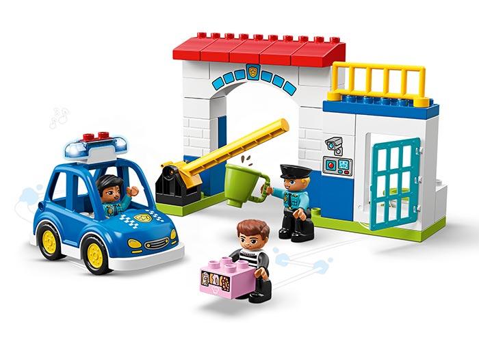 Sectie de politie - LEGO® DUPLO® 10902 1