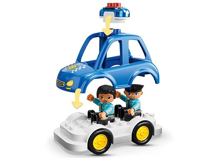 Sectie de politie - LEGO® DUPLO® 10902 2