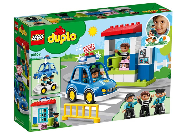 Sectie de politie - LEGO® DUPLO® 10902 0