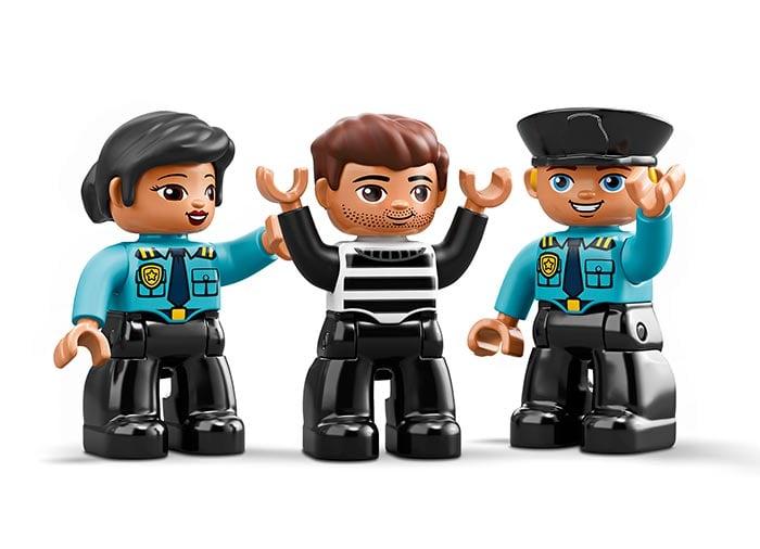 Sectie de politie - LEGO® DUPLO® 10902 3