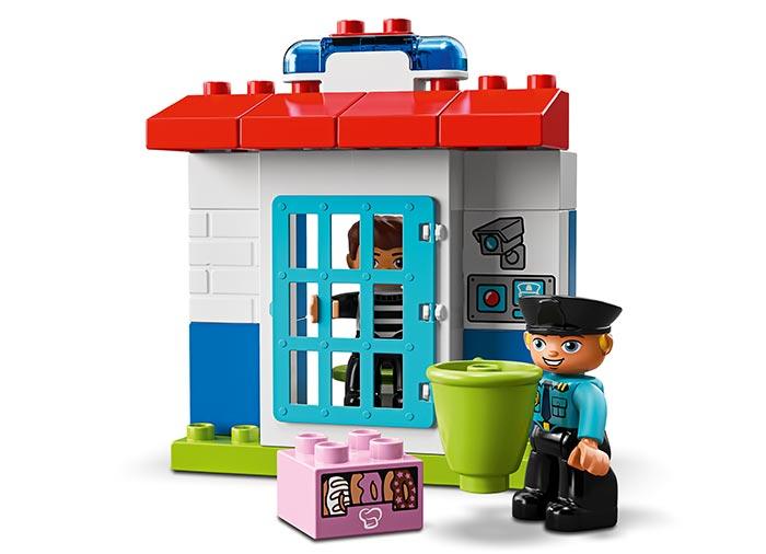 Sectie de politie - LEGO® DUPLO® 10902 4