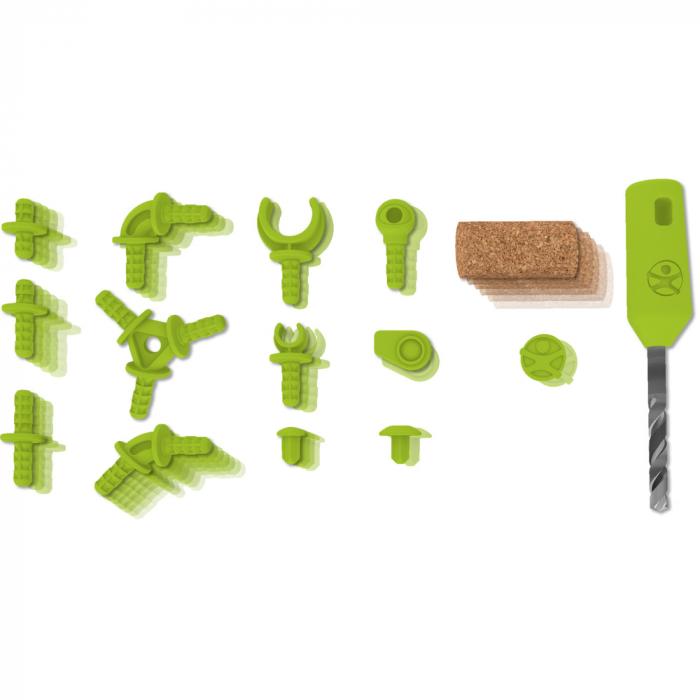 Set bricolaj Terra Kids - Construction Kit Animals 5