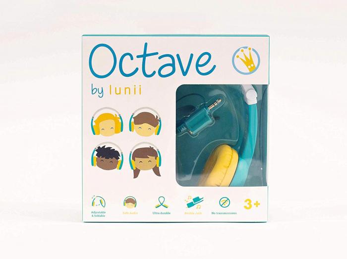 Set casti copii - Octave Headphones - pentru cutiuta cu povesti 1