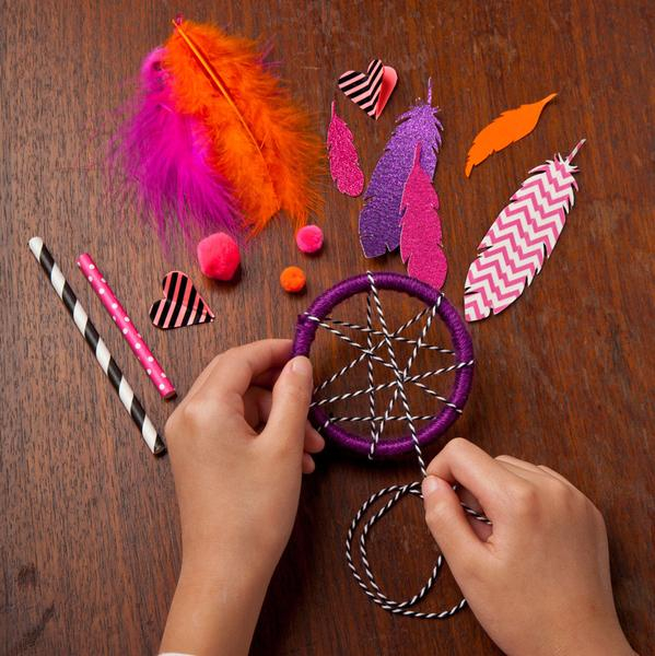Set creativ - Dream Catcher Kit 2