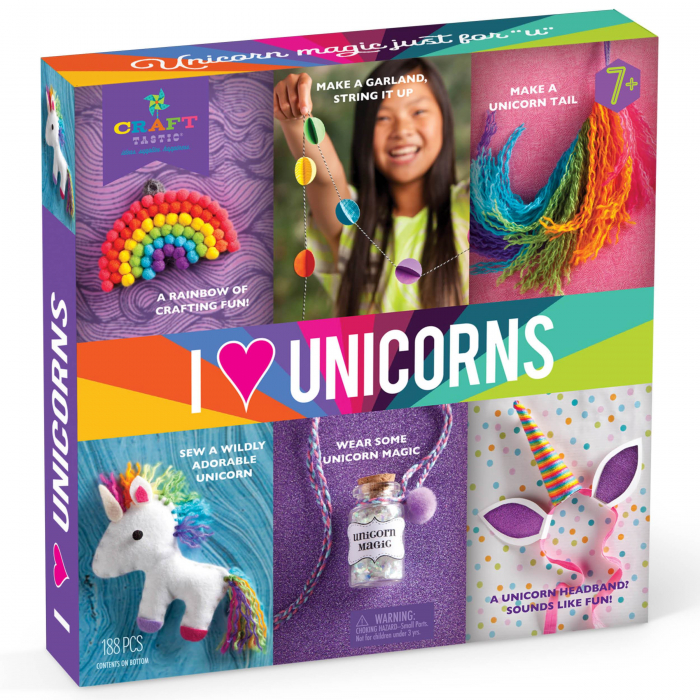 Set creativ - I Love Unicorns Kit 0