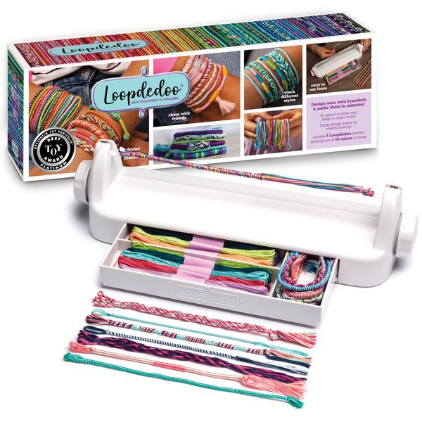Set creativ bratari - Loopdedoo - Spinning Loom Kit 3