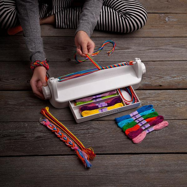 Set creativ bratari - Loopdedoo - Spinning Loom Kit 0