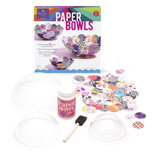 Set creativ - Paper Bowls Kit [0]