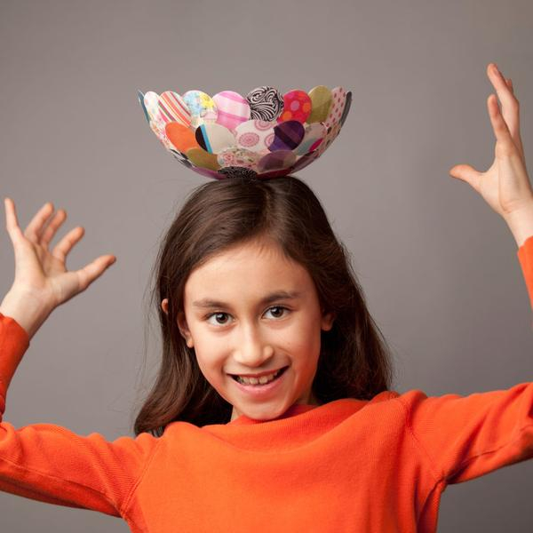 Set creativ - Paper Bowls Kit [4]